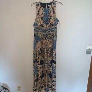 Formal Women's Maxi Dress. Size 10